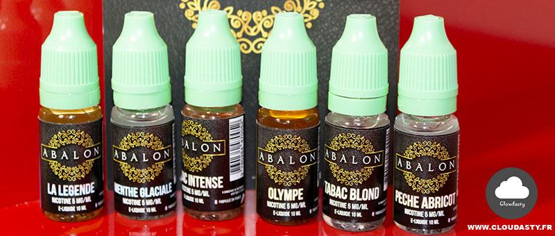 liquides abalon header