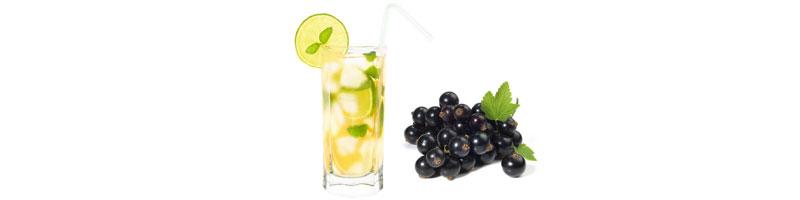Limonade cassis : DIY frais, fruité et sucré