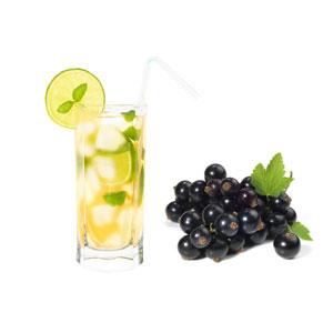Limonade cassis