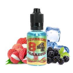blackberry lychee sunshine paradise 84