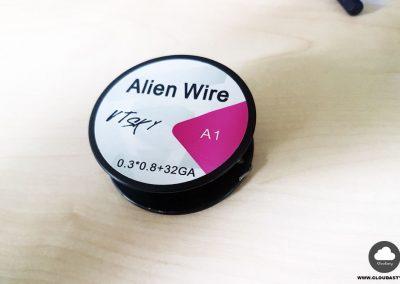 alien kanthal a1 32ga - 4