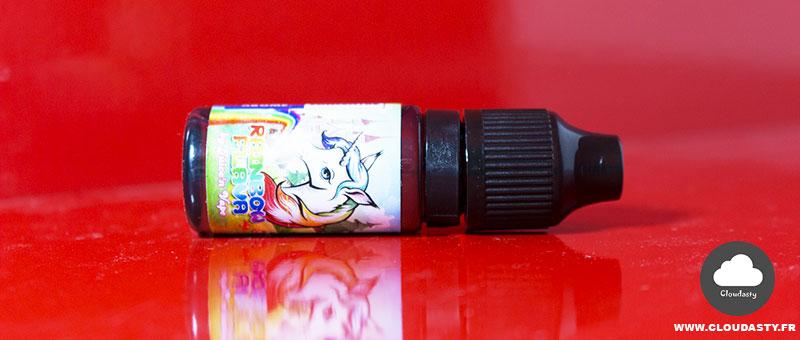 Rainbow Flava de Juice'n Vape
