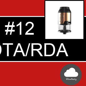 VGOD Elite RDTA et RDA avec design en Dual Post pour vos montages